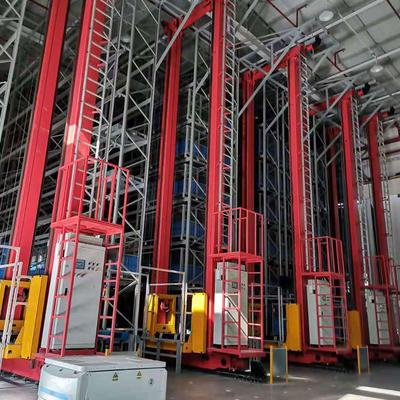 industrial stereoscopic warehouse from warehouse rack company
